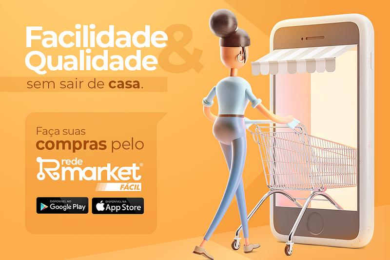 Já conhece o Rede Market Fácil?